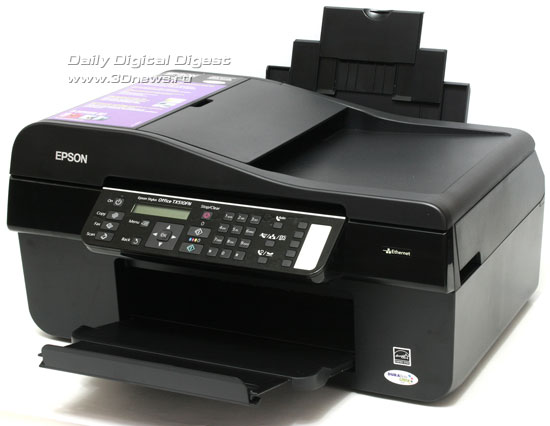 EPSON Stylus Office TX510FN.