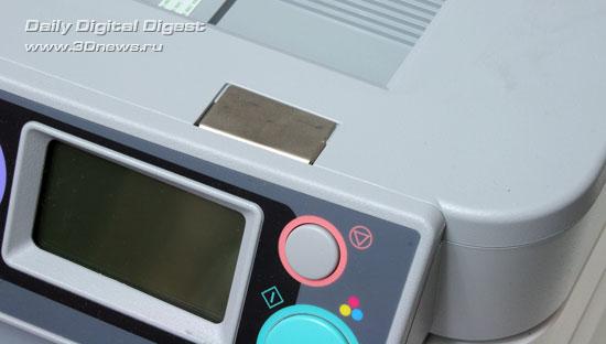 OKIMC360. Фиксирующий магнит крышки сканера