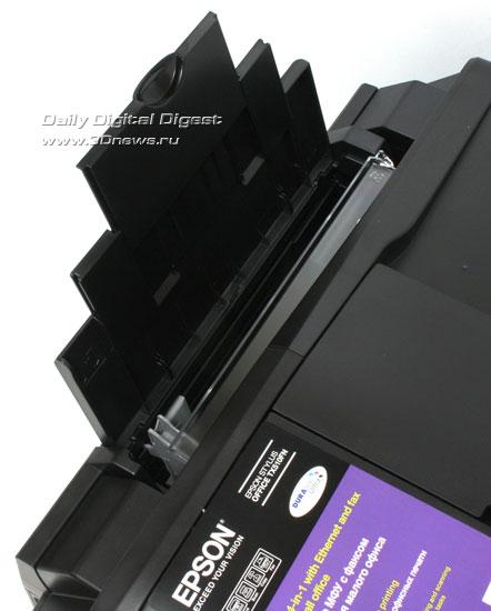 EPSON Stylus Office TX510FN. Лоток для бумаги