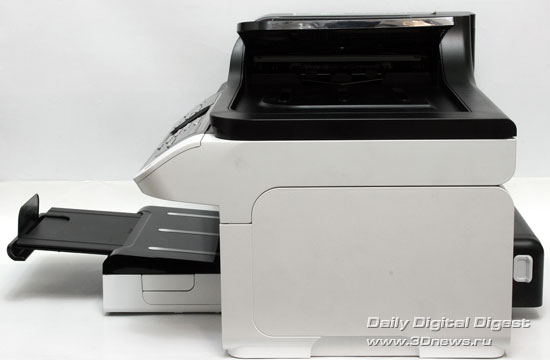 HP Officejet Pro 8500 Wireless (a909g). Вид справа