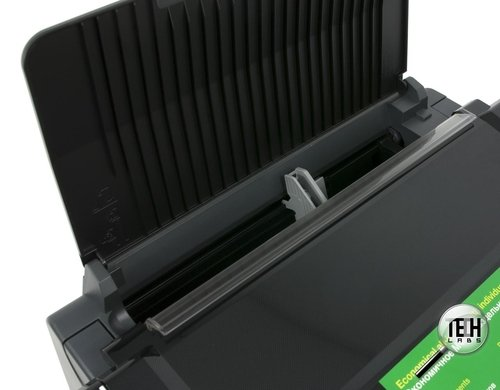 Epson Stylus TX117. Лоток
