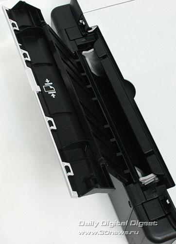 Canon PIXMA MP270. Лоток установки листов бумаги и конвертов