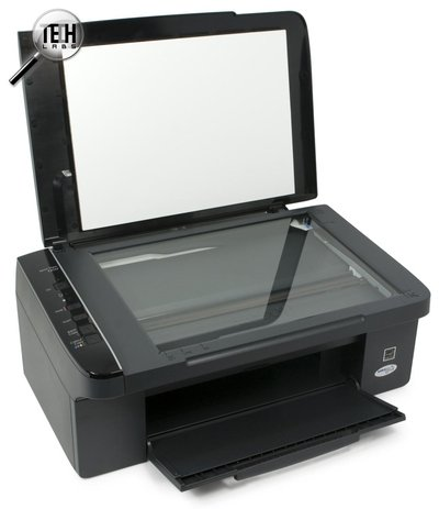 Epson Stylus TX117. Сканер