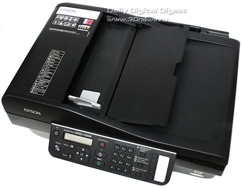 Epson Stylus Office TX300F. Автоподатчик бумаги