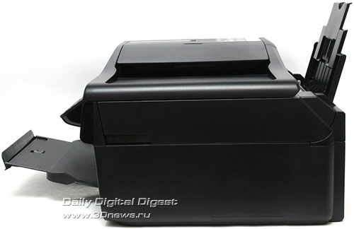Epson Stylus Office TX300F. Вид слева