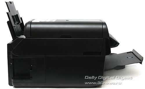 Epson Stylus Office TX300F. Вид справа