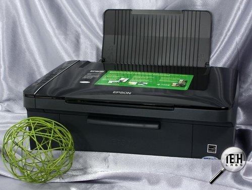 Epson Stylus TX117. Внешний вид