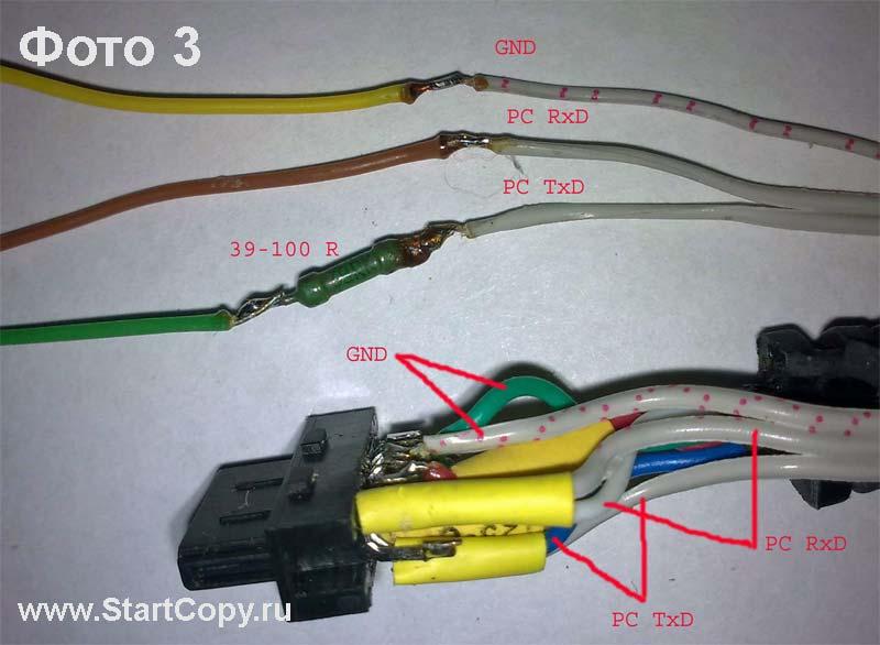 МФУ Самсунг SCX-4300, SCX-4200: дата-кабель