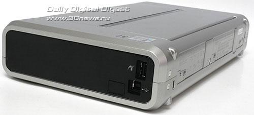 Canon PIXMA iP100. Вид справа