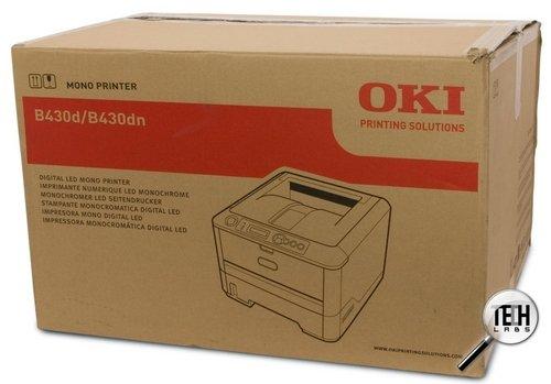 OKI B430d: Упаковка
