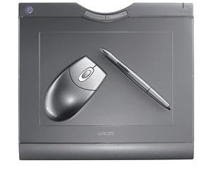 Графический планшет Wacom Wireless Pen Tablet