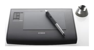 Графический планшет Wacom Intuos3 A6 Wide