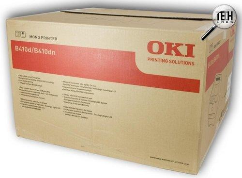 OKI B410: Упаковка