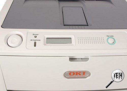 OKI B410: Индикаторы