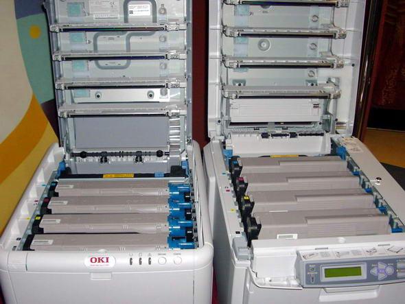 Принтеры OKI C9650