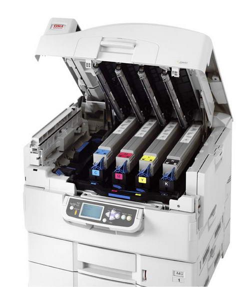 Открытый принтер C9650