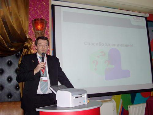 Сергей Лебедев рассказывает о принтере B2000