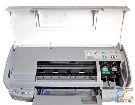 Обзор HP Deskjet D4163 5