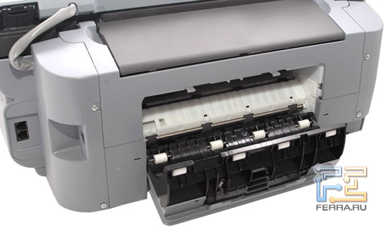 Canon PIXMA MP530: задняя панель 2