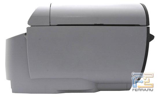 Canon PIXMA MP530: передняя панель и боковые торцы 3