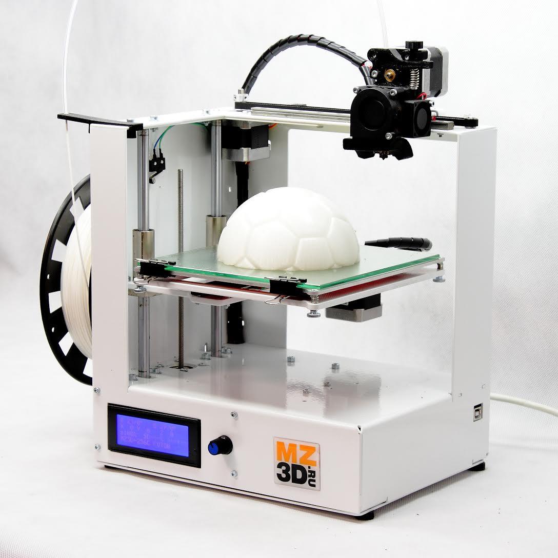 3д принтер MZ3D-256