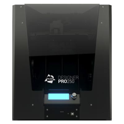 3D печать на принтере Picaso Designer Pro 250