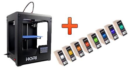 3d принтер hori