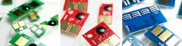 любые чипы для струйных и лазерных картриджей