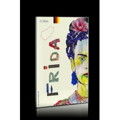 Фотобумага SIHL IJ Quick Dry Photo Paper 240 satin #FRIDA. А4, 20 листов. (Sihl Media: 0724)
