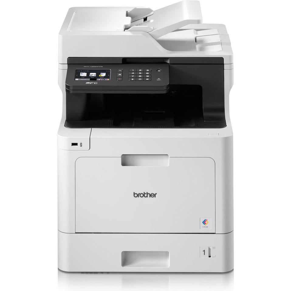 Новые принтеры и мфу Brother