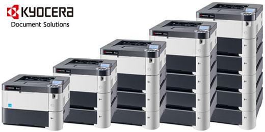Новые принтеры Киосера уже в продаже