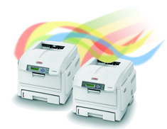 принтеры oki 5850