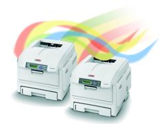 принтер оки 5850