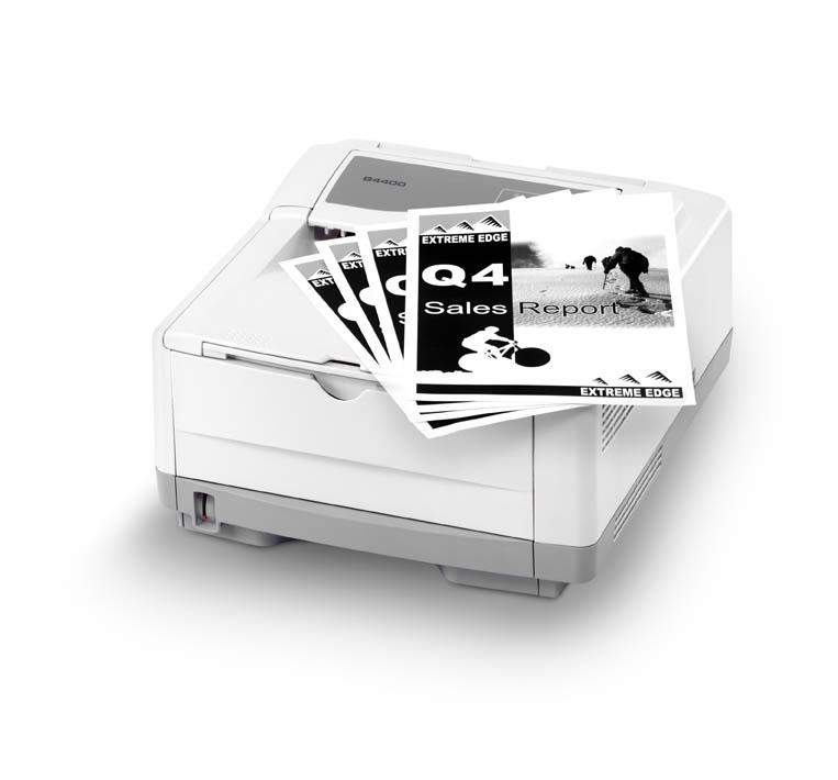 принтер OKI B4400 по самой низкой цене