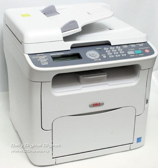 OKI MC160n. Вид общий