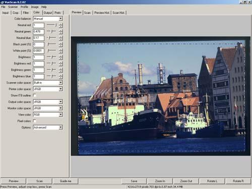 VueScan 8.3.75: новые возможности сканирования