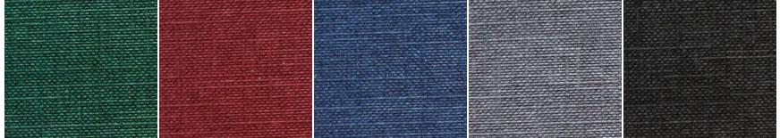 обложки с покрытием ткань