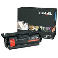заправка Лексмарк Т650