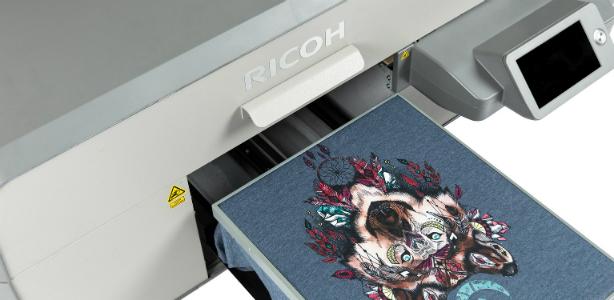 Текстильный принтер Ricoh